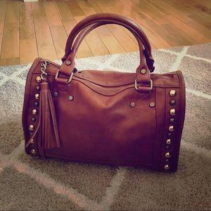Express Barrel Handbag